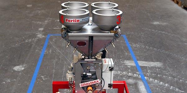 Ferlin - Gravimix - FGB NECS
