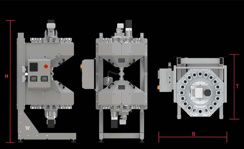 Ferlin - automatisch koppelstation